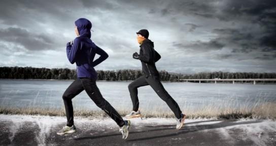 Obuwie do biegania jesienią i zimą