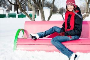 Strój na łyżwy